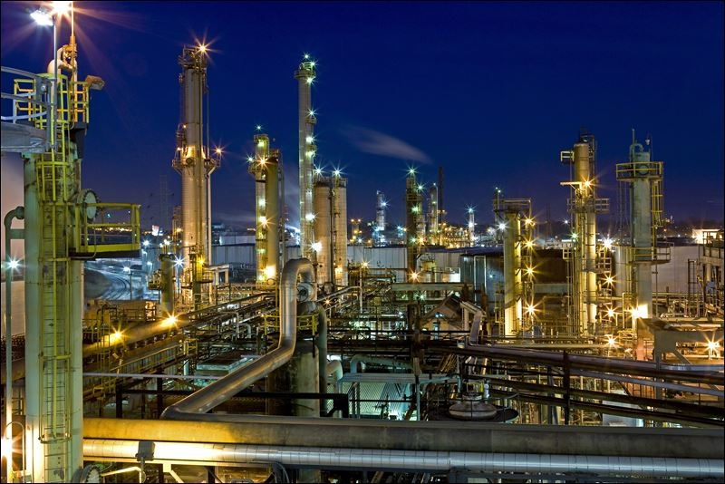 Industry Banner Petrochemical