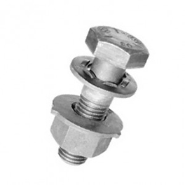 Construction Fasteners FG bolt with Load indicator washer