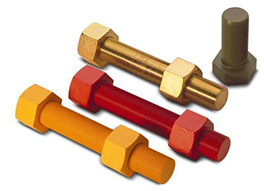 Oil & Gas Fasteners PTFE